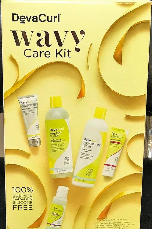 Deva Curl Care Kits (wavy, curly, super curly)