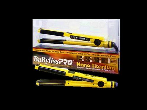 "Babyliss Pro Nano Titanium 1"" Straightening Hair Styling Flat Iron"