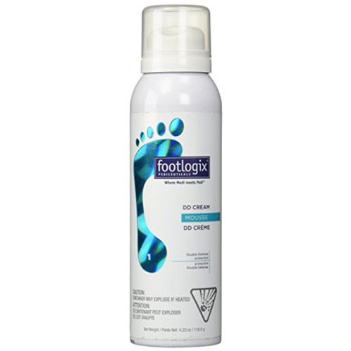 Footlogix DD Cream Mousse - With Dermal Infusion Technology