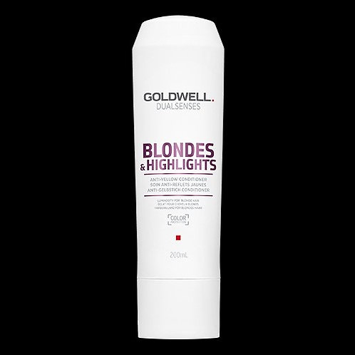 Goldwell Dual Senses Blonde & Highlights Anti-Yellow Conditioner