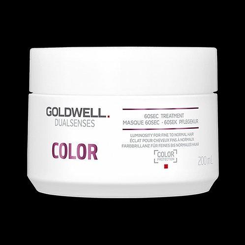 Goldwell DualSenses Color 60 Second Treatment