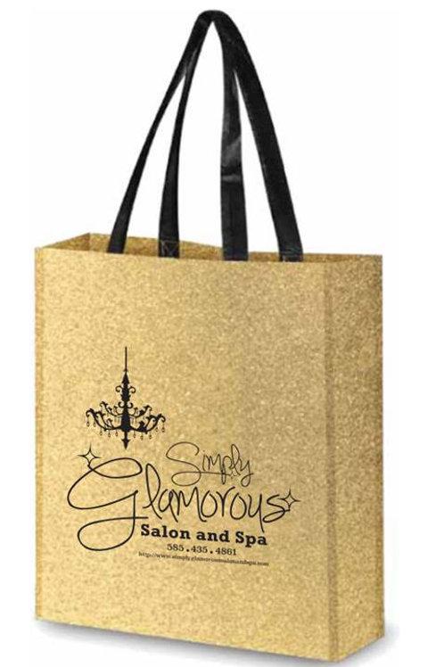 Simply Glamorous Reusable Shopping Bag