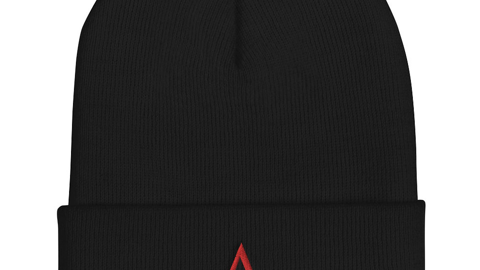 Assassins Creed Cuffed Beanie Winter Hat Video Game