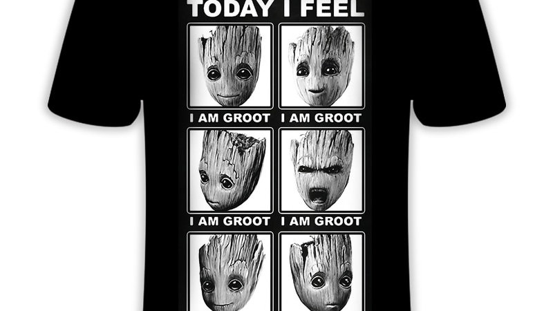 I am Groot Guardians of the Galaxy T-Shirt