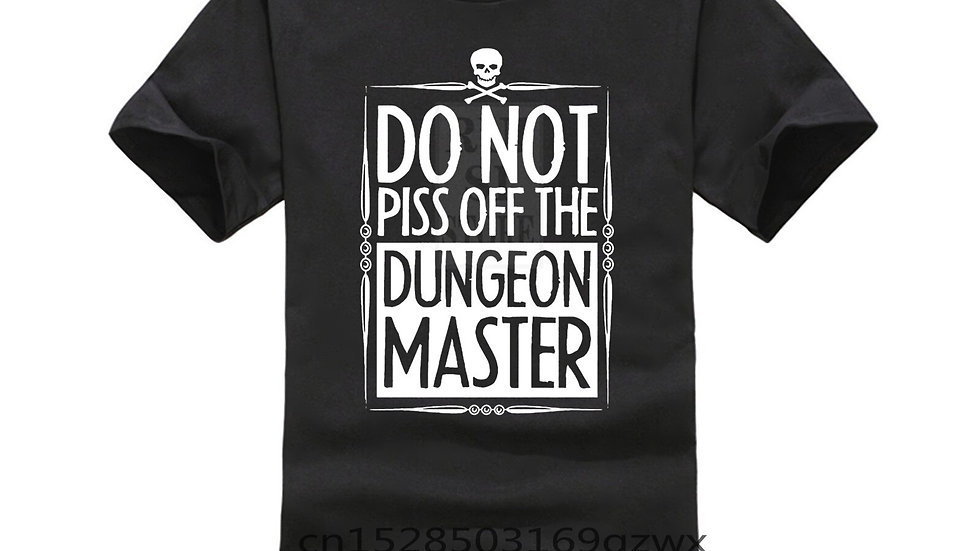 Do Not Piss Off the Dungeon Master Dungeons & Dragons