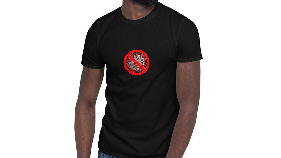Short-Sleeve Unisex T-Shirt No Covid anti-covid