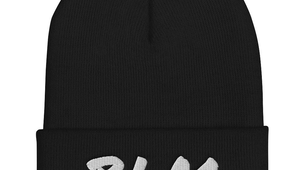 Cuffed Beanie Black Lives Matter BLM