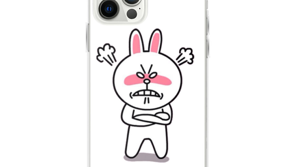 Mad Cony Bunny iPhone Case
