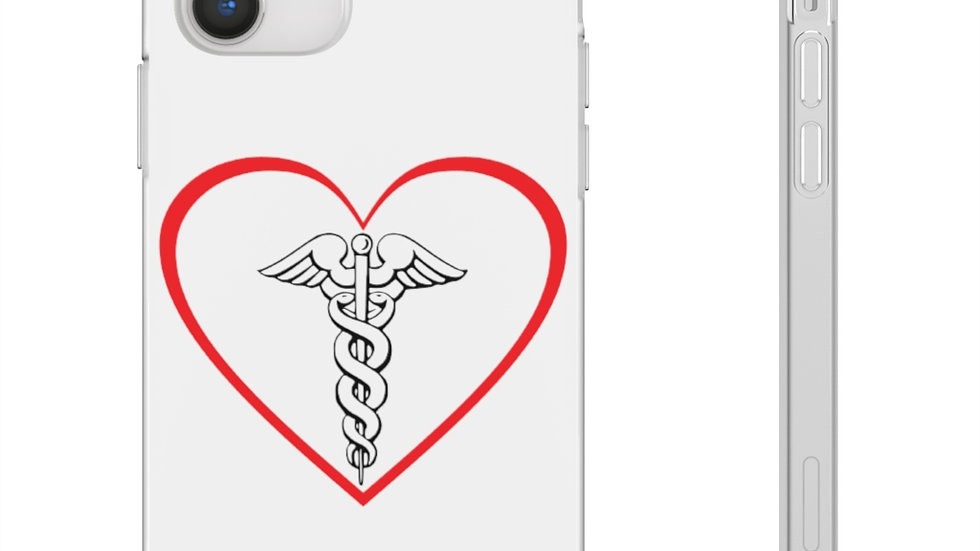 Medical Nurse Healthcare Worker Flexi Cases for Almost Every Phone