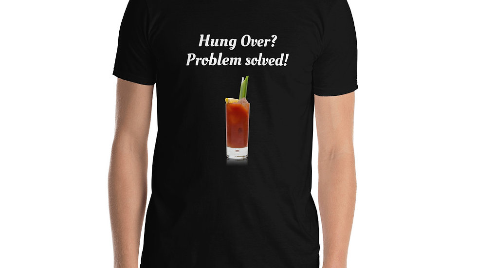 Hung Over Bloody Mary T-Shirt