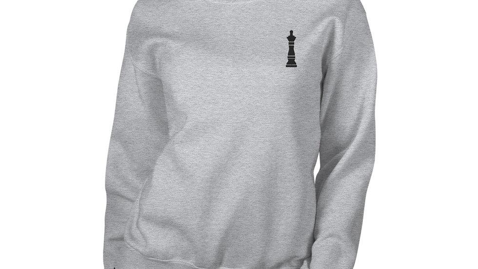 Unisex Sweatshirt Chess Queen Queen's Gambit