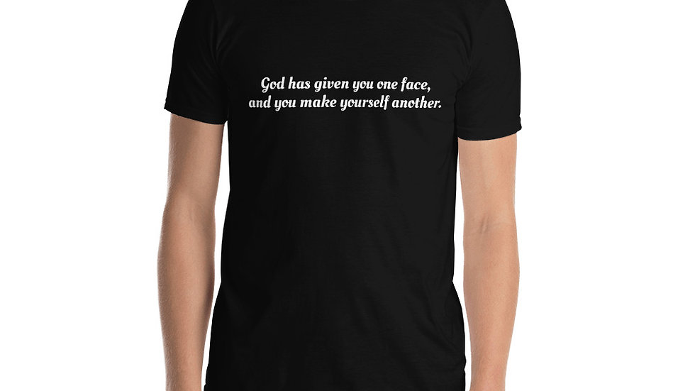 Shakespeare quote T-Shirt mens
