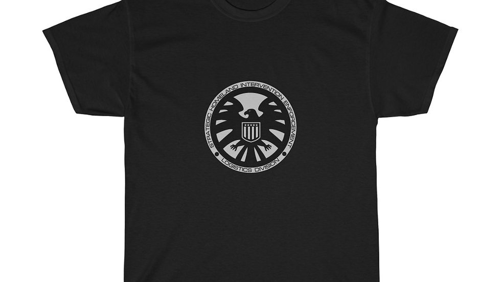 SHIELD MARVEL Avengers Unisex Heavy Cotton Tee