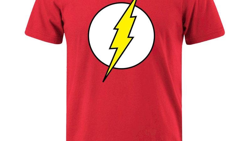 The BIG BANG Theory Flash T Shirt  Sheldon