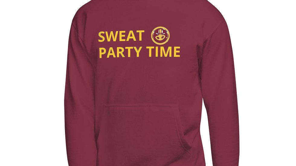 Sweat Party Time Montez Sweat Unisex Hoodie Washington Football Team Redskins
