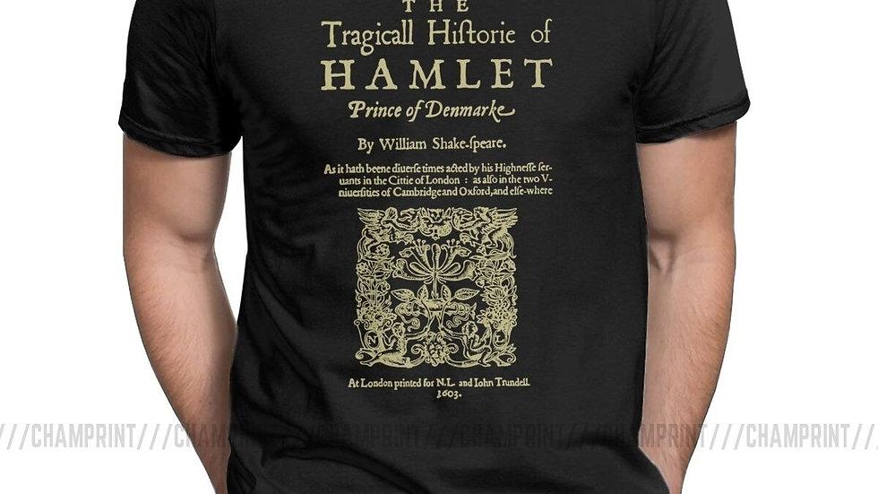Shakespeare Hamlet Theatre T Shirts
