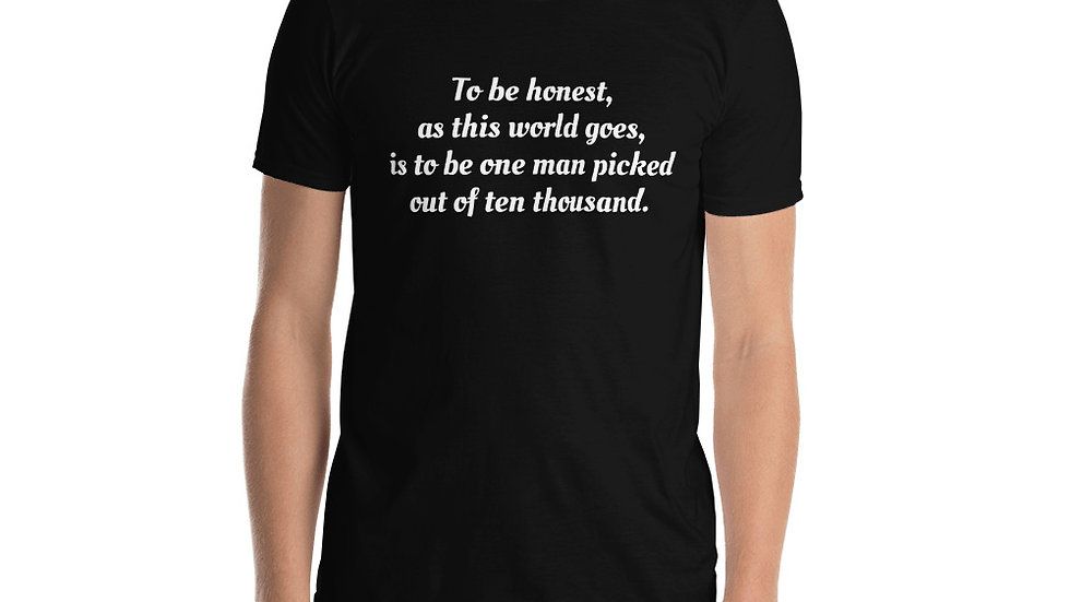 Hamlet One out of Ten Thousand T-Shirt