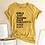 Thumbnail: Girls Just Wanna Have Fundamental Human Rights T-Shirt
