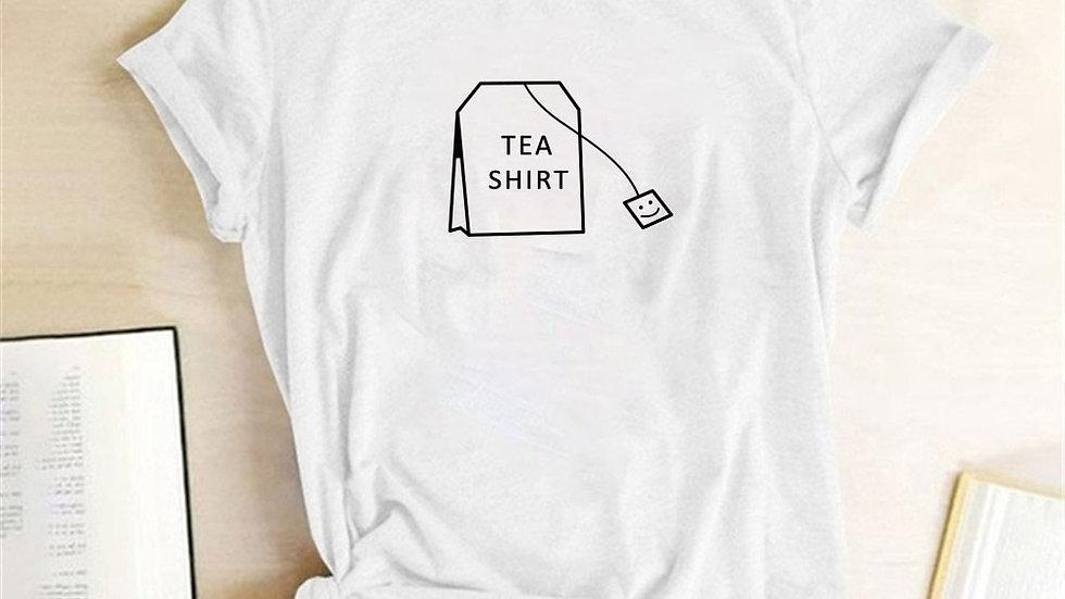 Tea Shirt Funny T-Shirt Nuff Said
