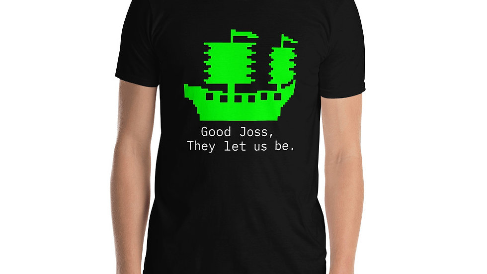 Good Joss Short-Sleeve Unisex T-Shirt