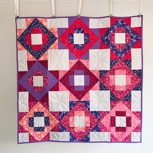 Meadowland Baby Quilt