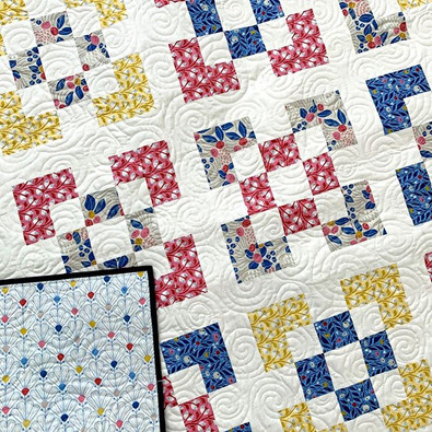Remember this quilt? When I bought this