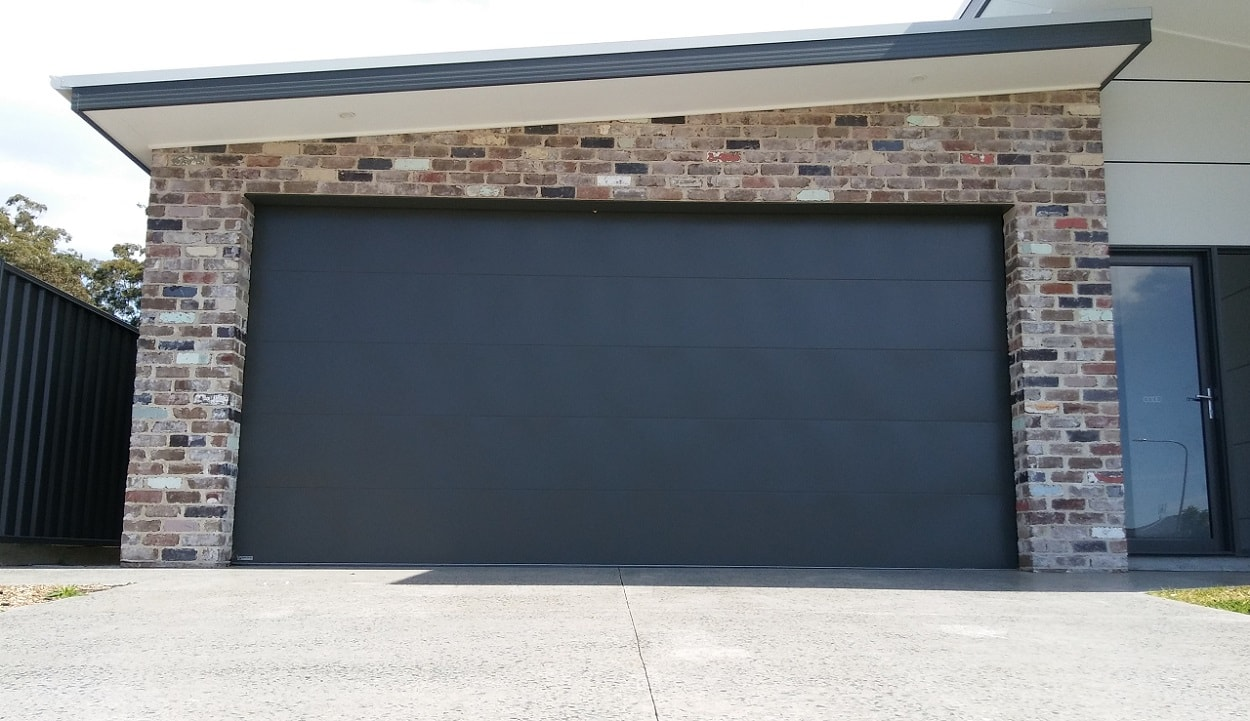 Feature brickwork in Tomakin NSW