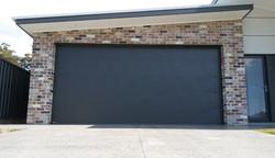 Feature brickwork in Tomakin NSW