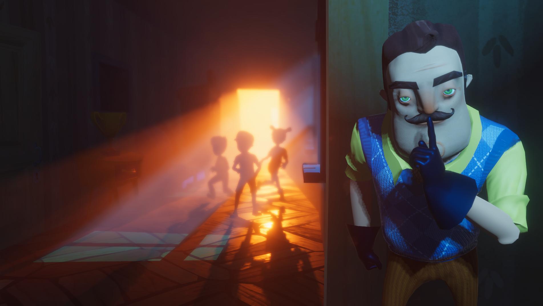 Secret Neighbor - Hello Neighbor Multiplayer Horror Game