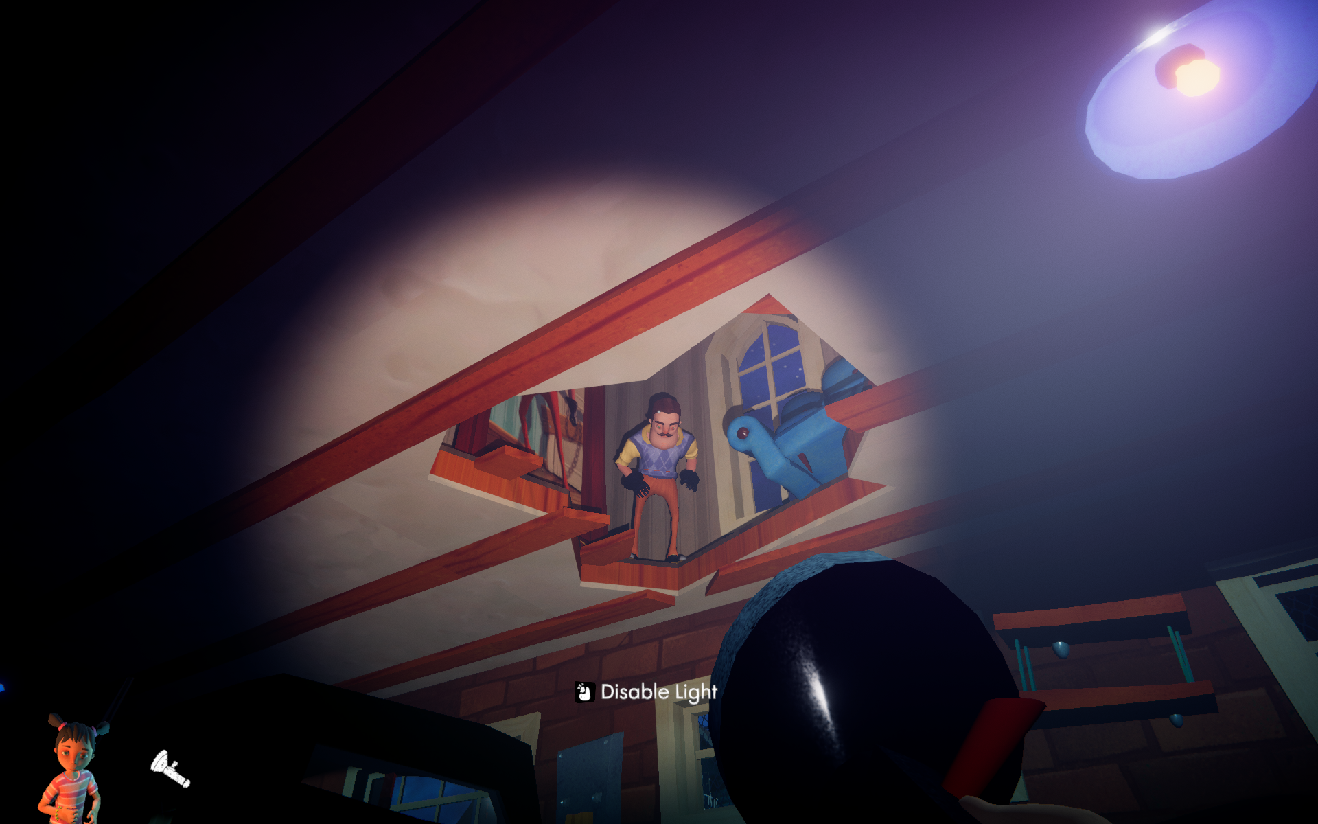 Secret Neighbor - Hello Neighbor Multiplayer Horror Game
