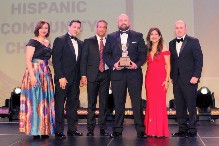 Hispanic Community Champion