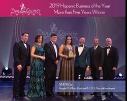 Hispanic Business of the Year 5+