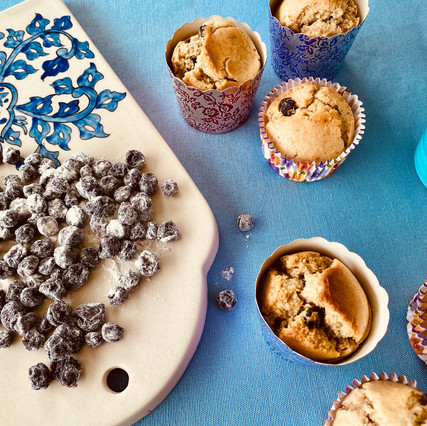 Nutriangle™ Flourish - Blueberry Muffins