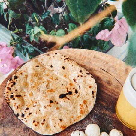 Multigrain Makhana Roti