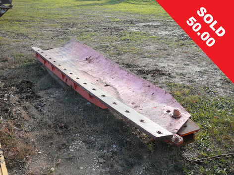 11ft Snow Plow Wing