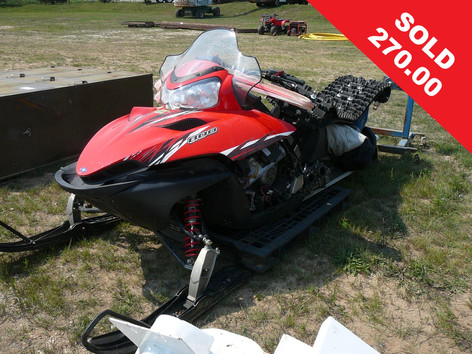 Snowmobile for PARTS