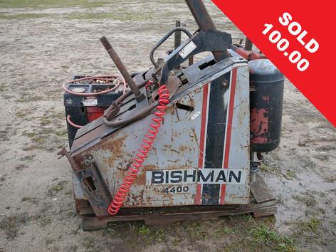 Bishman Tire Changer