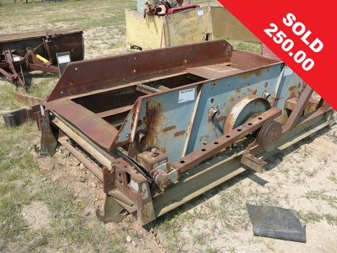 Antique Shaker Unit