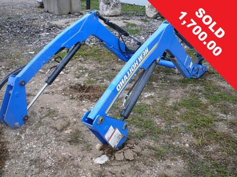 New Holland Loader Arms