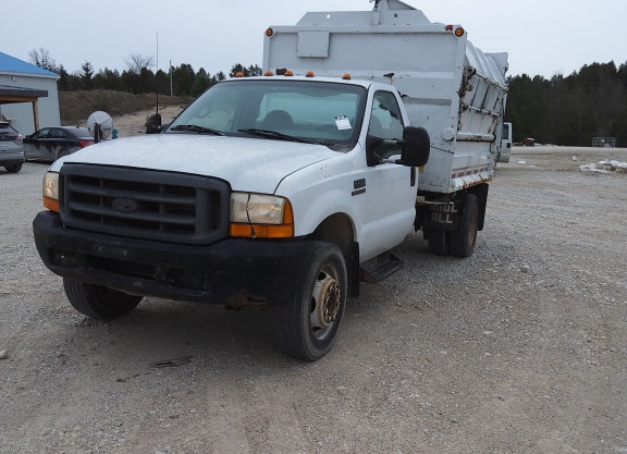 1999 Ford Collection Truck