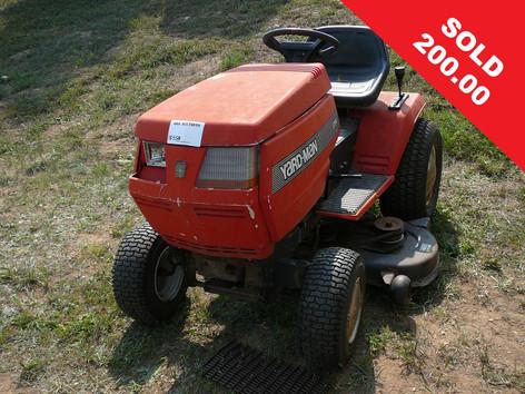 Yardman Lawn Mower