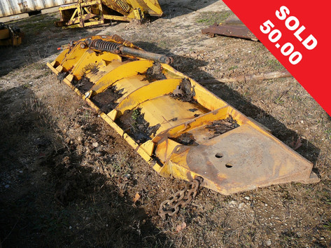 12ft Snow Plow Wing