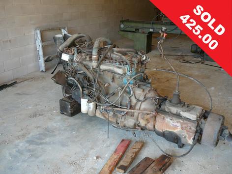 466 Detroit Engine