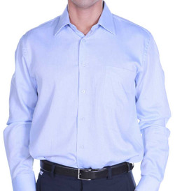 Camisa social masculina fios