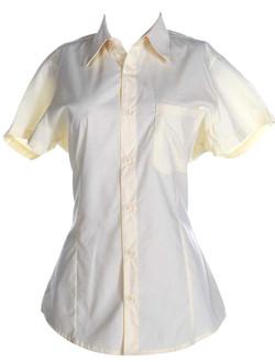 Camisa social feminina curtas
