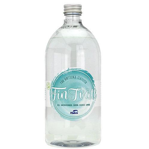 Flytande Tvättmedel Fintvätt MALVA 1 liter