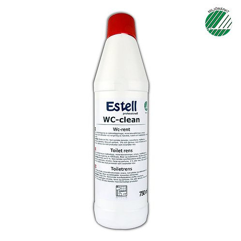 Sanitetsrengöring Estell WC-rent 750 ml