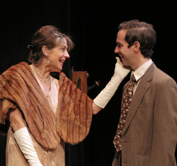 """Moss Hart in """"Act One"""""""