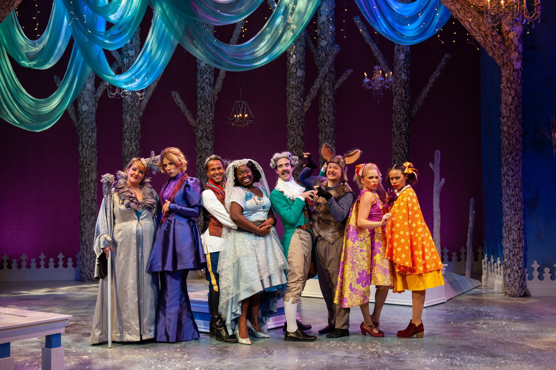 "Cast of ""Cinderella"""