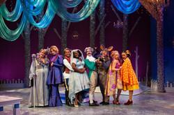 "Cast of ""Cinderella"""